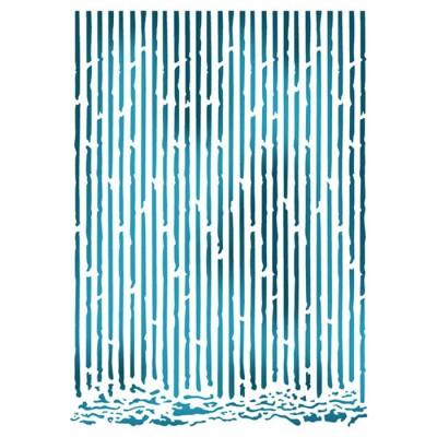 Stamperia - Stencil «Cardboard Cutout»