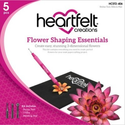 Heartfelt Creations - Outil «Flower Shaping»