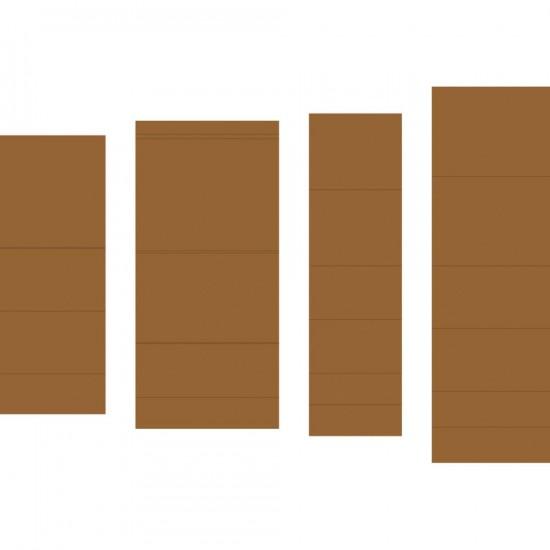 Heartfelt Creations  - Insertions pour album Flip Fold «Pocket & Flipfold insertions B-Kraft»