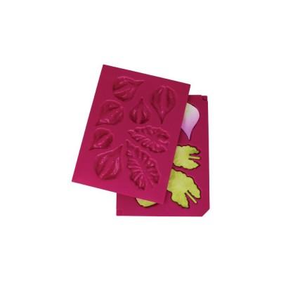 Heartfelt Creations  -  Moules pour fleurs «3D Calla Lily»