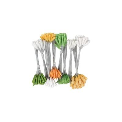Heartfelt Creations - Embellissements «Flower Stamens» format moyen