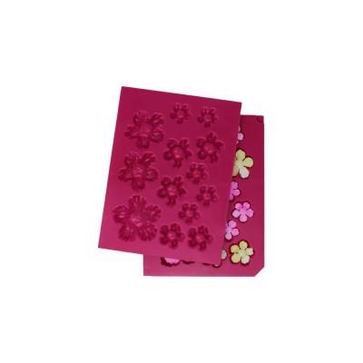 Heartfelt Creations  -  Moules pour fleurs «Wild Rose -3D Small Rose»