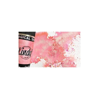 Lindy's Stamp Gang - Magicals Shaker 15g «Alpine Ice Rose»