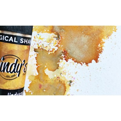 Lindy's Stamp Gang - Magicals Shaker 15g «Grab A Guy Gold»