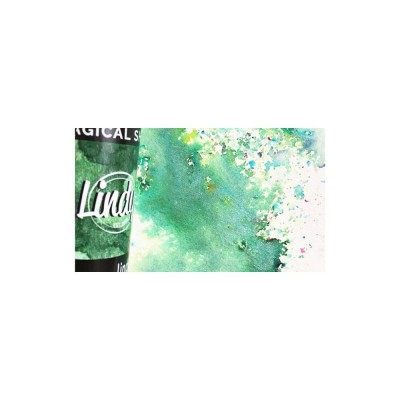 Lindy's Stamp Gang - Magicals Shaker 15g «Cathedral Pines Green»
