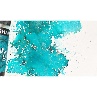 Lindy's Stamp Gang - Magicals Shaker 15g «Time Travel Teal»