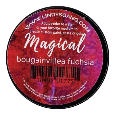 Lindy's Stamp Gang -Magicals Individual Jar «Bougainvillea Fuchsia» 0.25 oz
