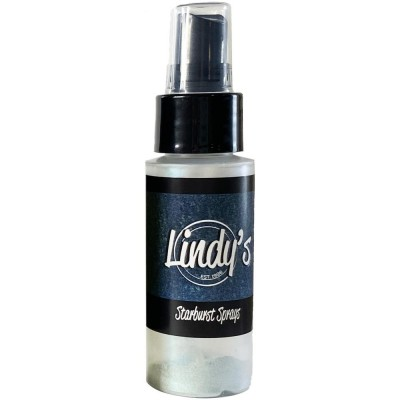 Lindy's Stamp Gang - Starburst Spray «Galactic Teal»  2oz