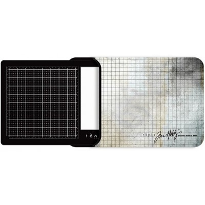 "Tim Holtz  - Tapis de voyage Glass Media Mat 15.75"" x 10.25"""