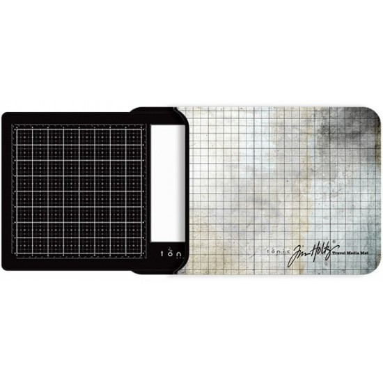 "Tim Holtz  - Tapis de voyage Glass Media Mat 15.75"" x 10.25"""