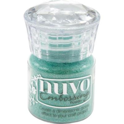 NUVO: Poudre à embosser «Ocean Sparkle»