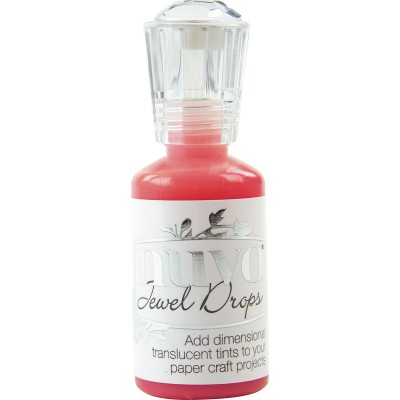 NUVO: Jewel Drops  couleur 643N Strawberry Coulis