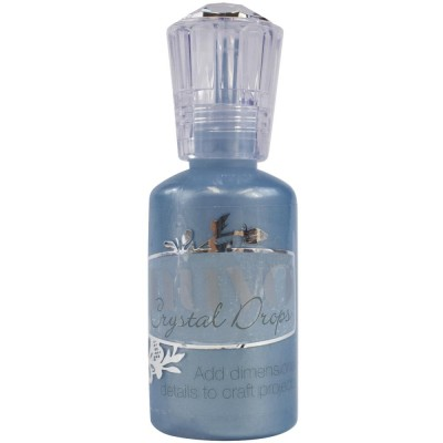 NUVO: Crystal Drops couleur Navy Blue
