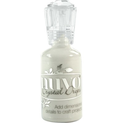 NUVO - Crystal Drops couleur «Oyster Gray» 681N