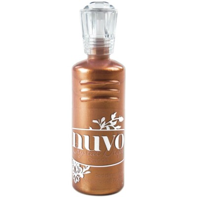 NUVO - Crystal Drops couleur «795 Copper Penny» Grand Format