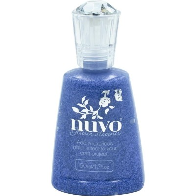NUVO -  Glitter Accents «Ballroom Blue» 50ml