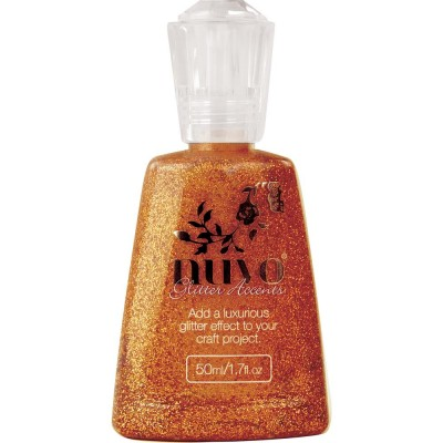 NUVO -  Glitter Accents «Harvest Moon» 50ml
