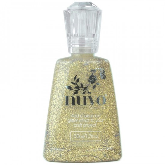 NUVO -  Glitter Accents «Aztec Gold» 50ml