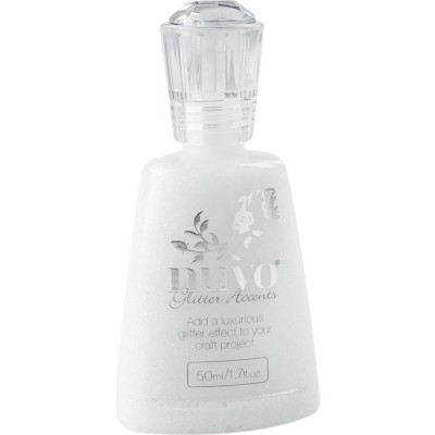 NUVO -  Glitter Accents «Fresh Snowfall» 50ml