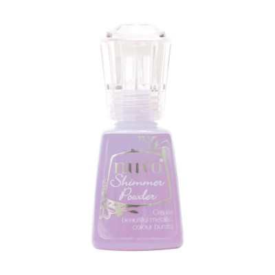 Nuvo - Shimmer Powder couleur «Lilac Waterfall»