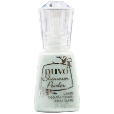 Nuvo - Shimmer Powder couleur «Fountain Of Jade»