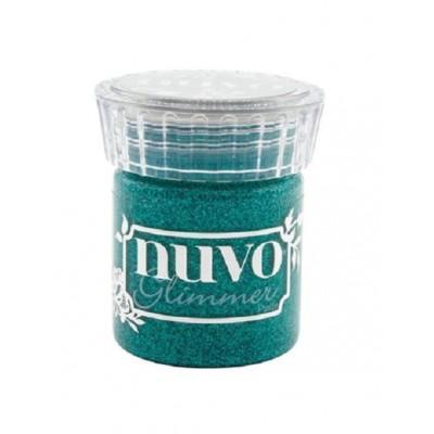 NUVO - Glimmer Paste couleur 1542 Esmeralda Green