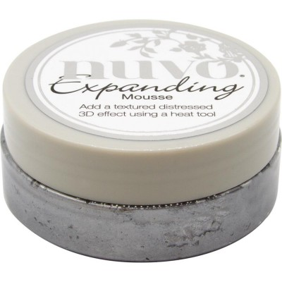Nuvo - Expanding Mousse «Gray Matter»
