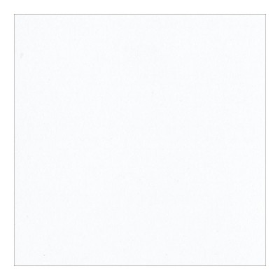 "Bazzill  Double Thick White 12""X12"" -lisse 100lbs-15 cartons"
