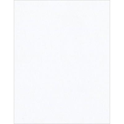 """Bazzil «Blanc» 8.5"""" X 11"""""""
