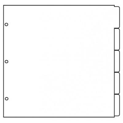 Totally Tiffany - «Dividers» paquet de diviseurs (5pk)