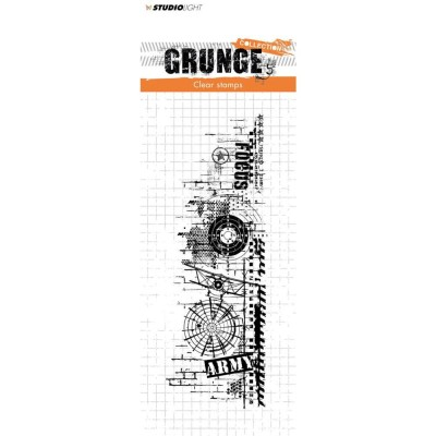 Studio Light - Estampe collection «Grunge #342»
