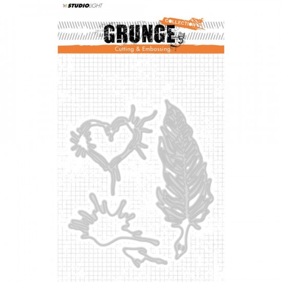 Studio Light - Die modèle «Grunge 177» ensemble 4 pièces