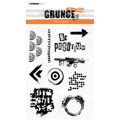 Studio Light - Estampe collection «Grunge #362» ensemble 10 pièces