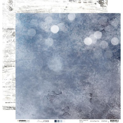 "Studio Light - Feuille 12"" «Snowy Afternoon #4»"