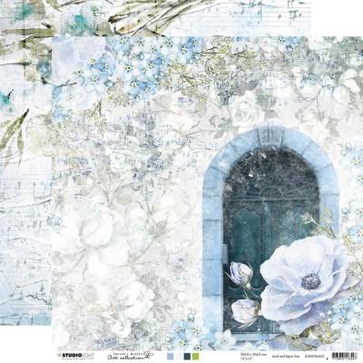 "Studio Light - Feuille 12"" «Jenine's Mindful Art NR.02»"