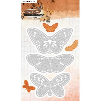 Studio Light - Die collection «Just Lou Butterfly» modèle #18