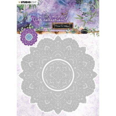 Studio Light - Die collection «Time to Relax» modèle «Mandala #12»