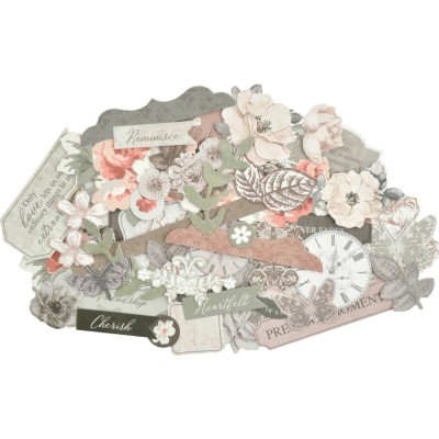 Kaisercraft - Cardstock Die-Cuts Collection «Rosabella»