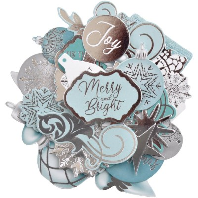 Kaisercraft - Cardstock Die-Cuts Collection «Let it snow»