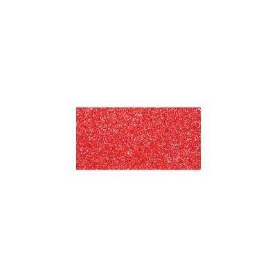 """Kaisercraft - Papier «Glitter Ruby» 12"""" X 12"""""""