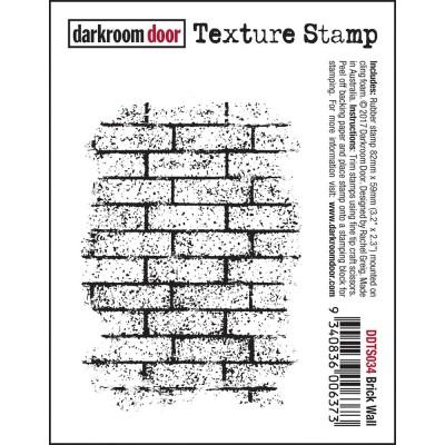 Darkroom Door - Estampe «Brick Wall»