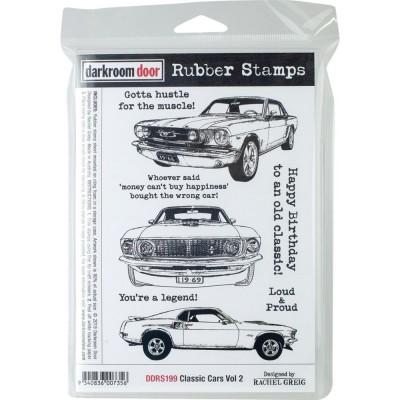 Darkroom Door - Estampe «Classic Cars Vol 2»