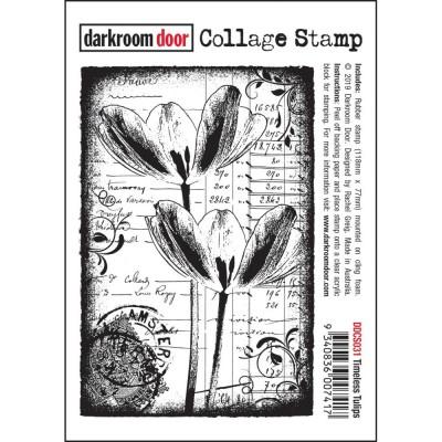 Darkroom Door - Estampe «Timeless Tulips»