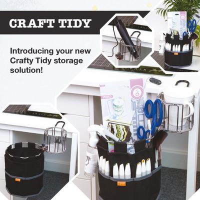 """Tonic Studios: Rangement pour outils et autres """"Craft Tidy"""""""