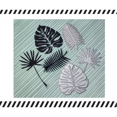MC Collection - Dies «Feuillage Tropical»