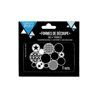 Florilèges Design - Outils De Découpe «Des cercles»