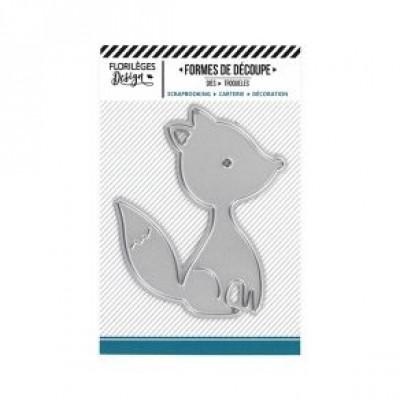 Florilèges Design - Outils De Découpe «Mon petit renard»