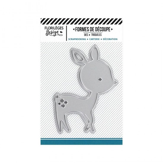 Florilèges Design - Outils De Découpe «Mon petit faon»