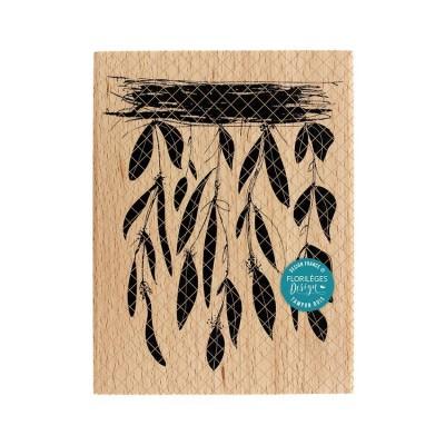Florilèges Design - Estampes en bois «Feuillages suspendus»
