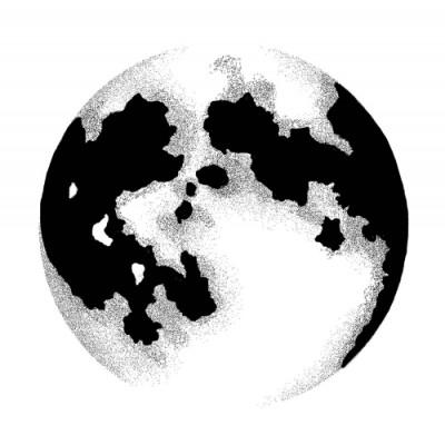 Lavinia - Estampe «Moon»
